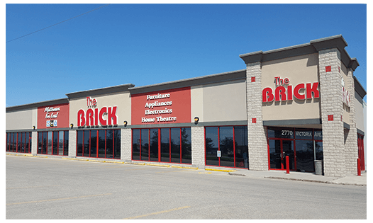 The Brick  Regina East Location