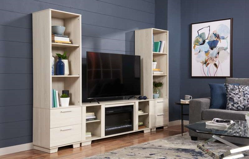 """Antoni 3-Piece Entertainment Centre with 65"""" TV Opening"""