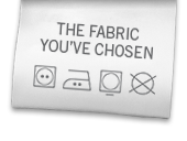 THE FABRIC YOU HAVE CHOSEN