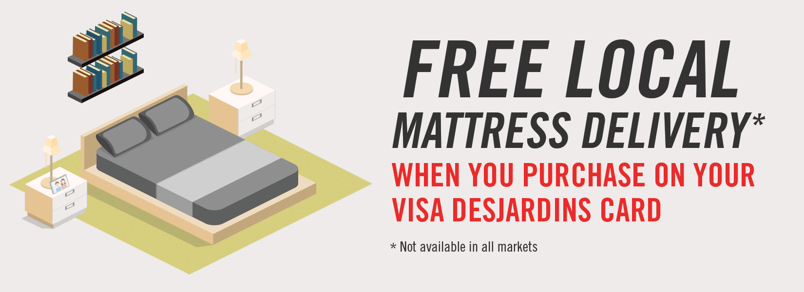 Free Local Mattress Delivery