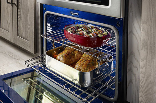 WALL OVEN SATINGLIDE™ ROLL-OUT EXTENSION RACK