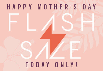 Flash Sale. Today Only!