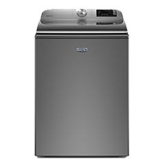Maytag top load laundry