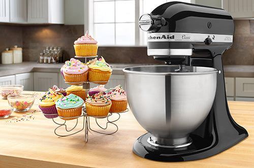 STAND MIXER – 4.5-QT. STAINLESS STEEL BOWL