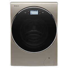 Whirlpool top load laundry