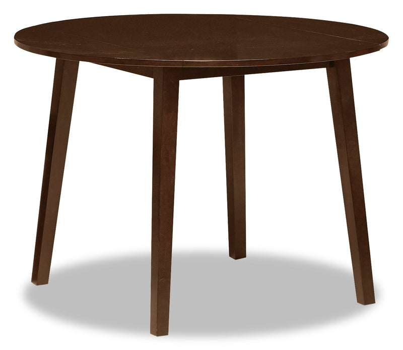 Dakota Round Drop Leaf Table|Table ronde Dakota avec rallonge