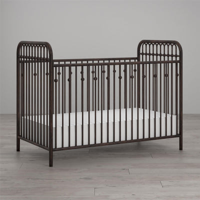 Monarch Hill Ivy Metal Baby Crib - Bronze |  Lit de bébé Ivy Monarch Hill en métal - bronze  |  D25F6Q4X