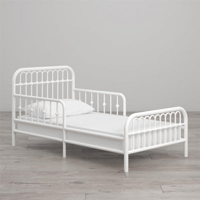 Monarch Hill Ivy Metal Toddler Bed - Pink  |  Lit de bambin Ivy Monarch Hill en métal - blanc  |  D25G729K