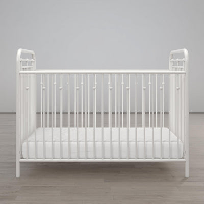 Little Seeds Hawken Metal Crib - Dove Grey |  Lit de bébé Hawken Little Seeds en métal  |  D25NZIP4