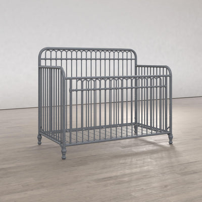 Little Seeds Ivy 3-in-1 Convertible Metal Crib - Gold |  Lit de bébé Ivy Little Seeds convertible 3 en 1 en métal  |  D2616BYC