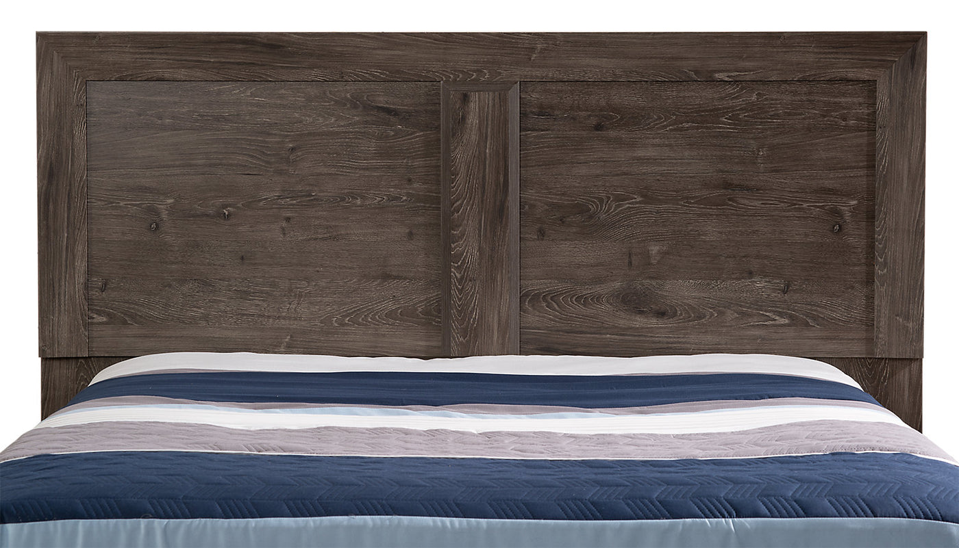 Picture of: Yorkdale Grey Queen Full Panel Headboard The Brick