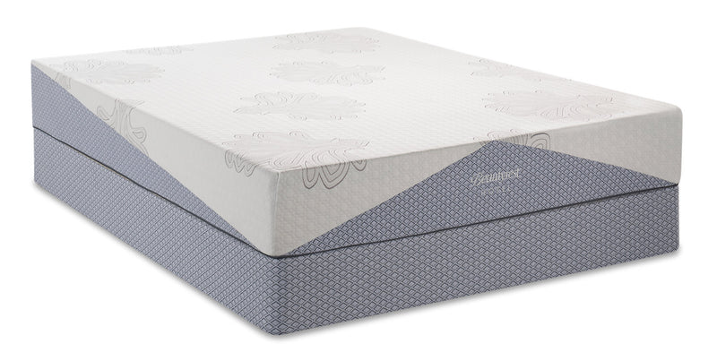 Beautyrest Hotel 3 Queen Mattress-in-a-Box with Standard Boxspring|Matelas BeautyRestMD Hotel 3 dans une boîte pour grand lit avec sommier standard
