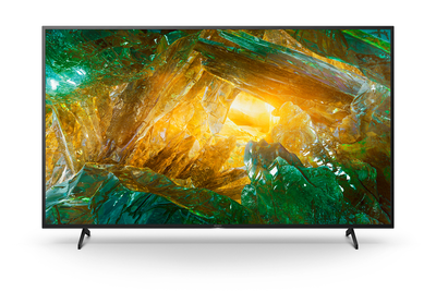 "Sony 85"" Sony X800H 4K HDR Android Television - XBR85X800H