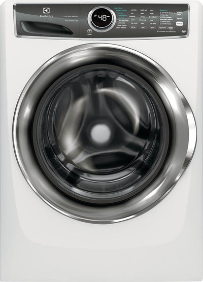 Electrolux 5.1 Cu. Ft. Front-Load Washer - EFLS627UIW|Laveuse Electrolux à chargement frontal de 5,1 pi3 - EFLS627UIW|EFLS627W