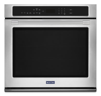 Maytag 5.0 Cu. Ft. Built-In Wall Oven – MEW9530FZ - Electric Wall Oven in Stainless Steel