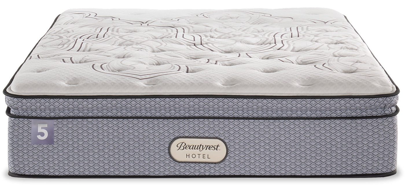 Beautyrest Hotel 5 Hi Loft Pillowtop Queen Mattress