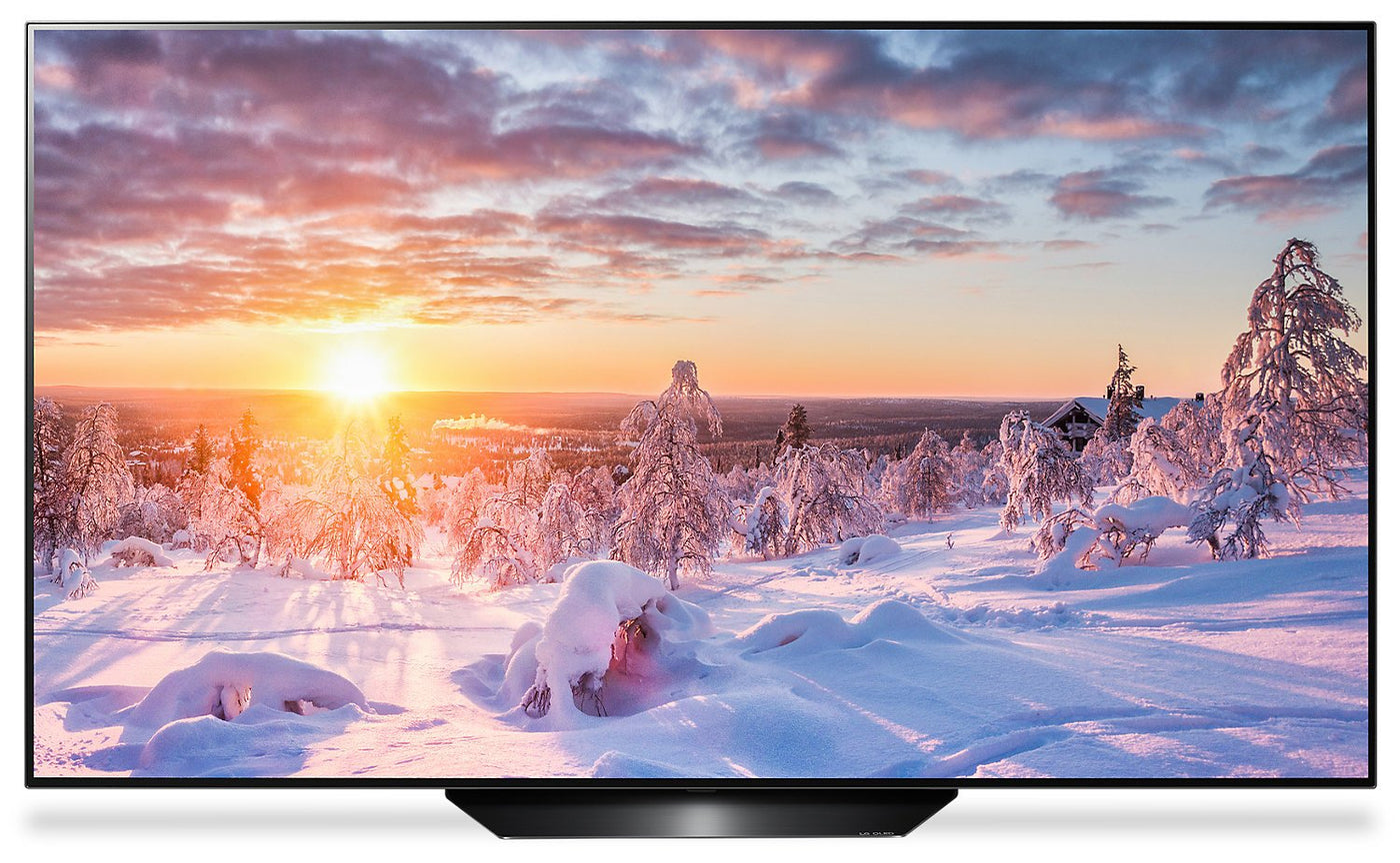 "LG 77"" B9 OLED 4K Smart Television with Alexa and Google Assistant ..."