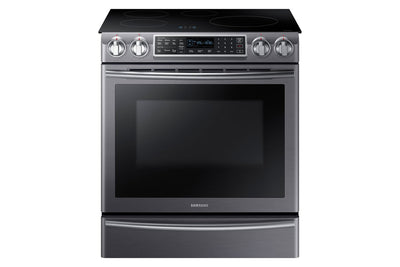 Samsung 5.8 Cu. Ft. Induction Range - NE58N9560WG/AC|Cuisinière Samsung de 5,8 pi³ à induction - NE58N9560WG/AC|NE58N95G
