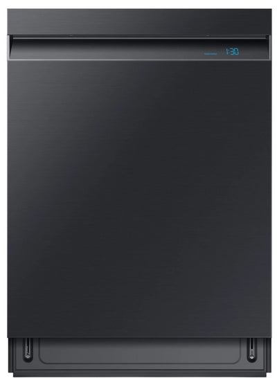 Samsung Built-In Dishwasher with AquaBlast™ Technology - DW80R9950UG/AC - Dishwasher in Black Stainless Steel