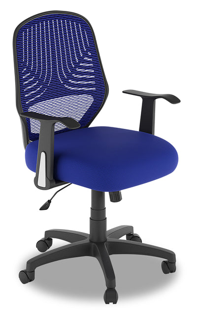 Aden Adjustable Chair - Navy|Chaise réglable Aden - bleu marine|ADENNCHR