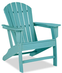 Adirondack Patio Chair - Turquoise