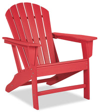 Adirondack Patio Chair - Red