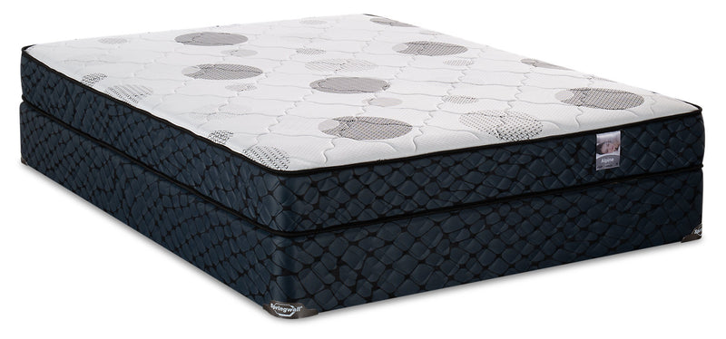 Springwall Alpine Queen Mattress Set|Ensemble matelas Alpine de Springwall pour grand lit