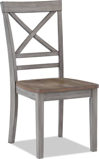 Amelia Dining Chair – Grey