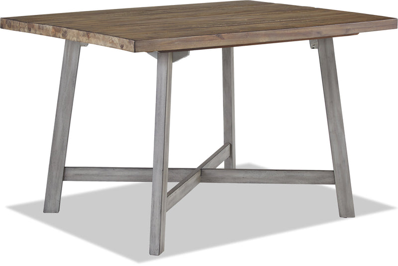 Amelia Dining Table – Grey|Table de salle à manger Amelia – grise|AMELGDTL