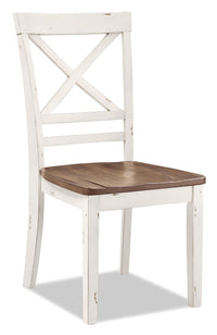 Amelia Dining Chair – White