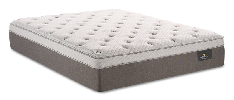 Serta Perfect Sleeper iCollection Ananda Eurotop Twin Mattress|Matelas à Euro-plateau Ananda iCollectionMD Perfect SleeperMD de Serta pour lit simple