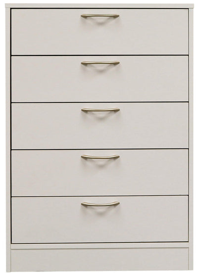 Arlo Chest - White|Commode verticale Arlo - blanche