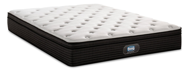 Simmons Do Not Disturb Astoria Eurotop Queen Mattress|Matelas à Euro-plateau Astoria Do Not DisturbMD de Simmons pour grand lit
