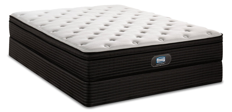 Simmons Do Not Disturb Astoria Eurotop King Mattress Set|Ensemble matelas à Euro-plateau Astoria Do Not DisturbMD de Simmons pour très grand lit