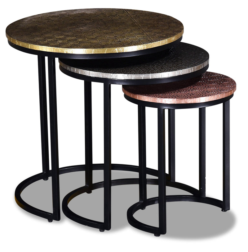 Autumn Nesting Tables|Tables gigognes Autumn|AUTUMNST