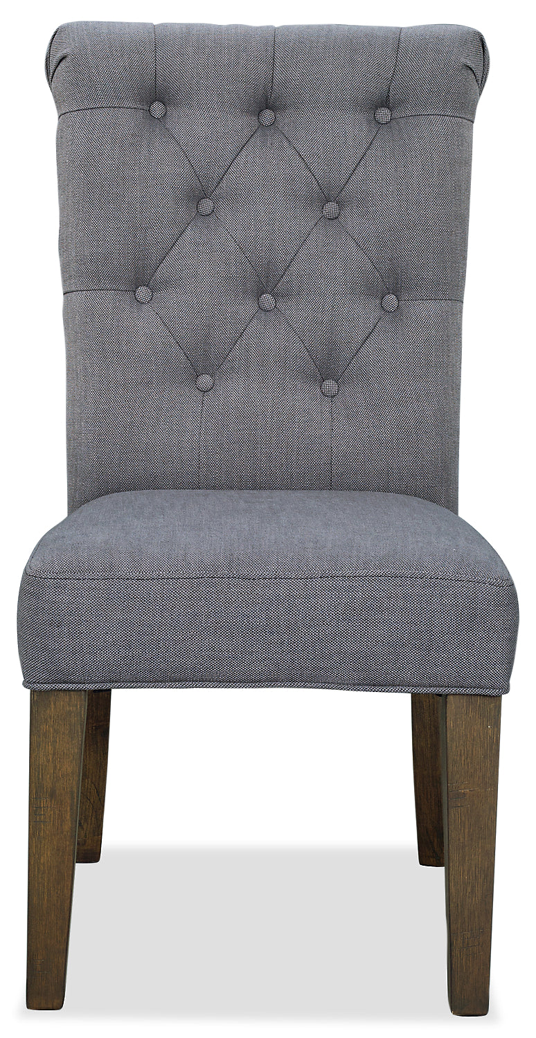 Magnificent Ayla Accent Chair Set Of 2 Grey Chaise De Salle A Manger Ayla Gri Pdpeps Interior Chair Design Pdpepsorg
