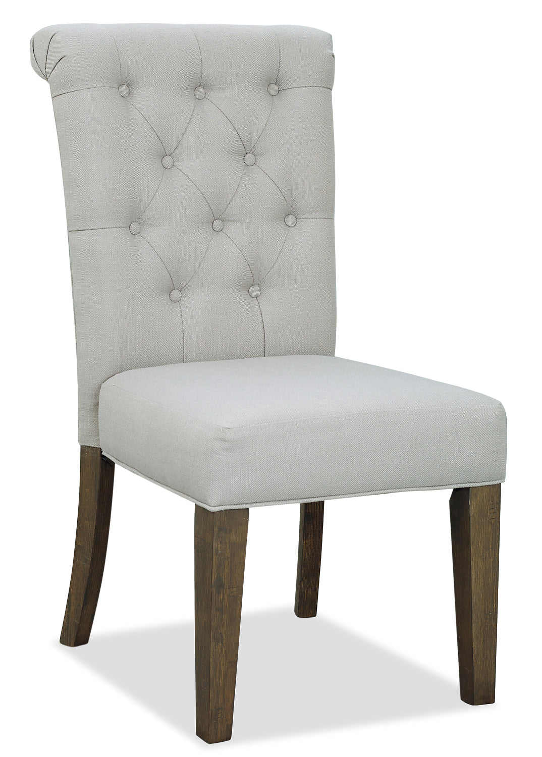 Chaise De Salle A Manger Ayla Taupe