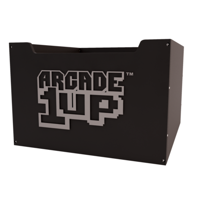 Straight Forward Sales Inc Game Console - Arcade1Up 1' Riser