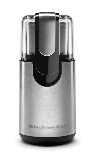 KitchenAid Blade Coffee Grinder - BCG111OB - Coffee Grinder in Onyx Black and Stainless Steel