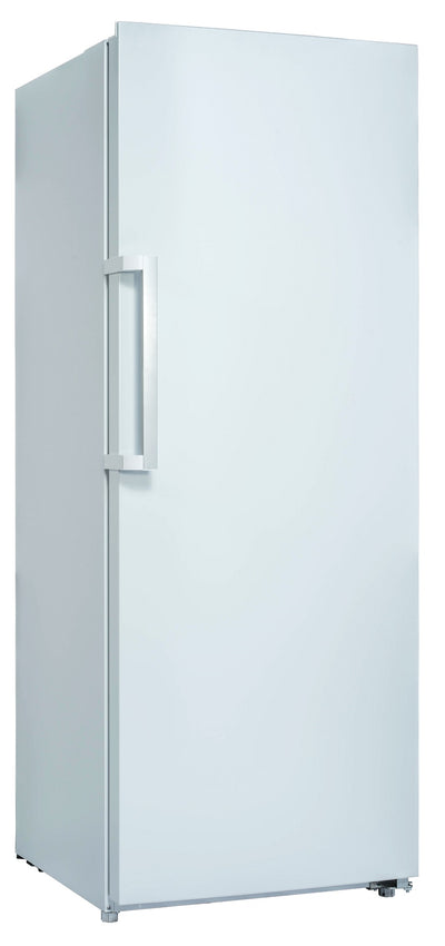 Brada 13.5 Cu. Ft. Convertible Upright Refrigerator-Freezer - BD-380 - Freezer in White