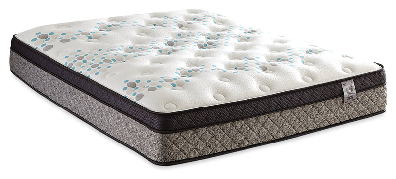 Springwall Bella Euro-Top King Mattress|Matelas à Euro-plateau Bella de Springwall pour très grand lit