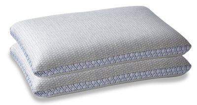 Beautyrest Hotel Breeze 2-Piece Pillow Set|Ensemble 2 oreillers Breeze de BeautyrestMD Hotel|BREZEPKG