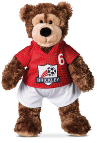 Soccer Brickley Bear