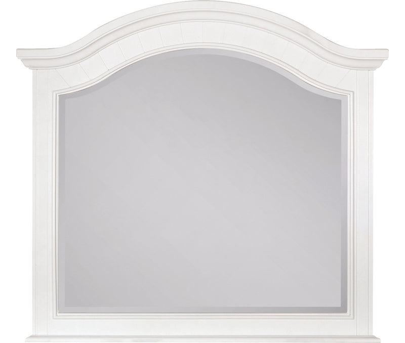 Brooke Mirror – Off-White|Miroir Brooke - blanc cassé