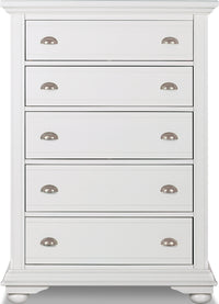 Brooke Chest – White