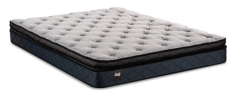 Sealy Brendon Pillowtop King Mattress|Matelas à plateau-coussin Brendon de Sealy pour très grand lit