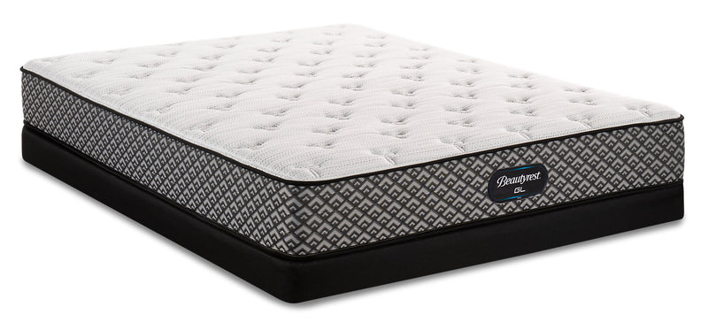 Beautyrest GL Butler Low-Profile Full Mattress Set|Ensemble matelas à profil bas GL Butler de BeautyrestMD pour lit double