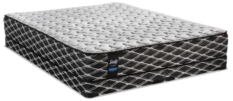 Sealy Posturepedic Camus Low-Profile Split Queen Mattress Set|Ensemble matelas divisé à profil bas Camus PosturepedicMD de Sealy pour grand lit