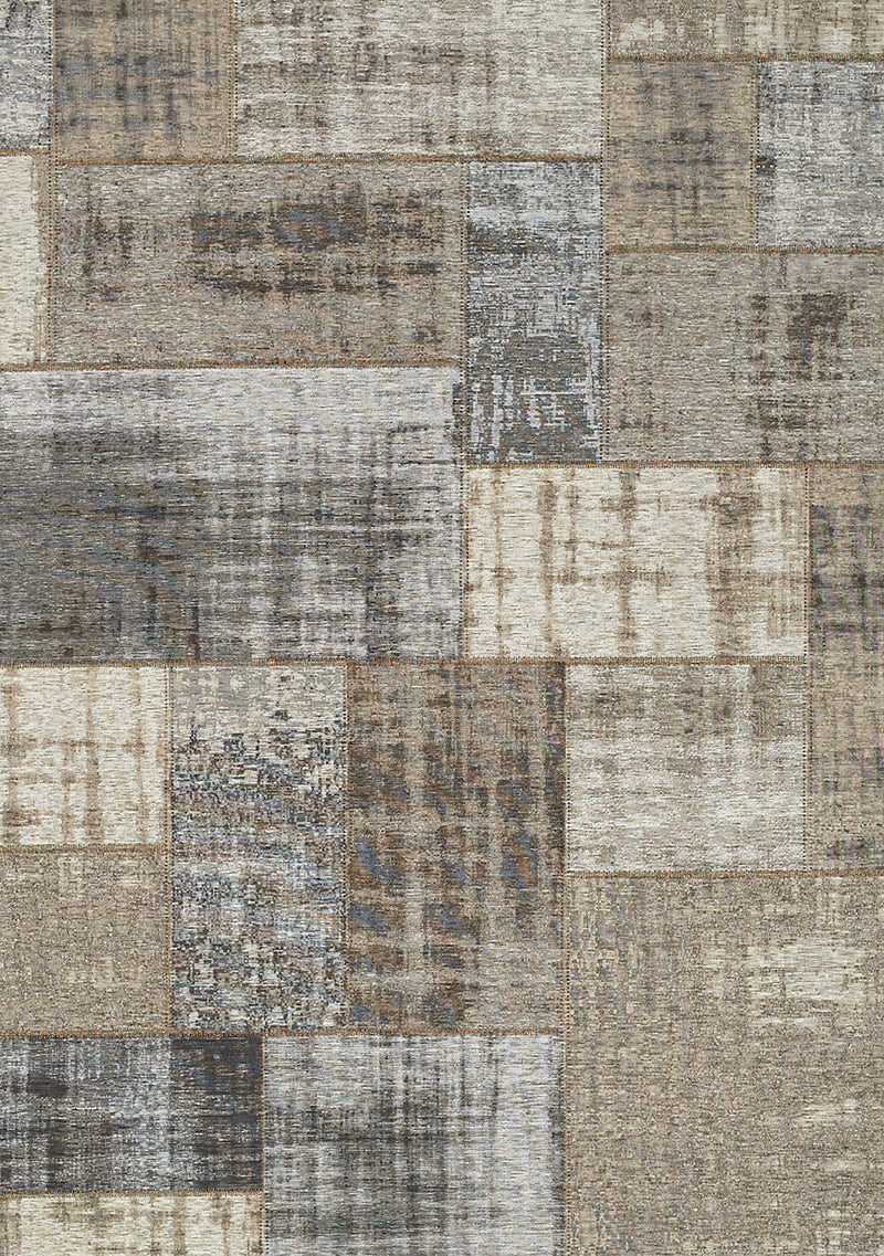 Cathedral Patchwork Area Rug - 8' x 11' | Carpette Cathedral - 7 pi 10 po x 10 pi 10 po