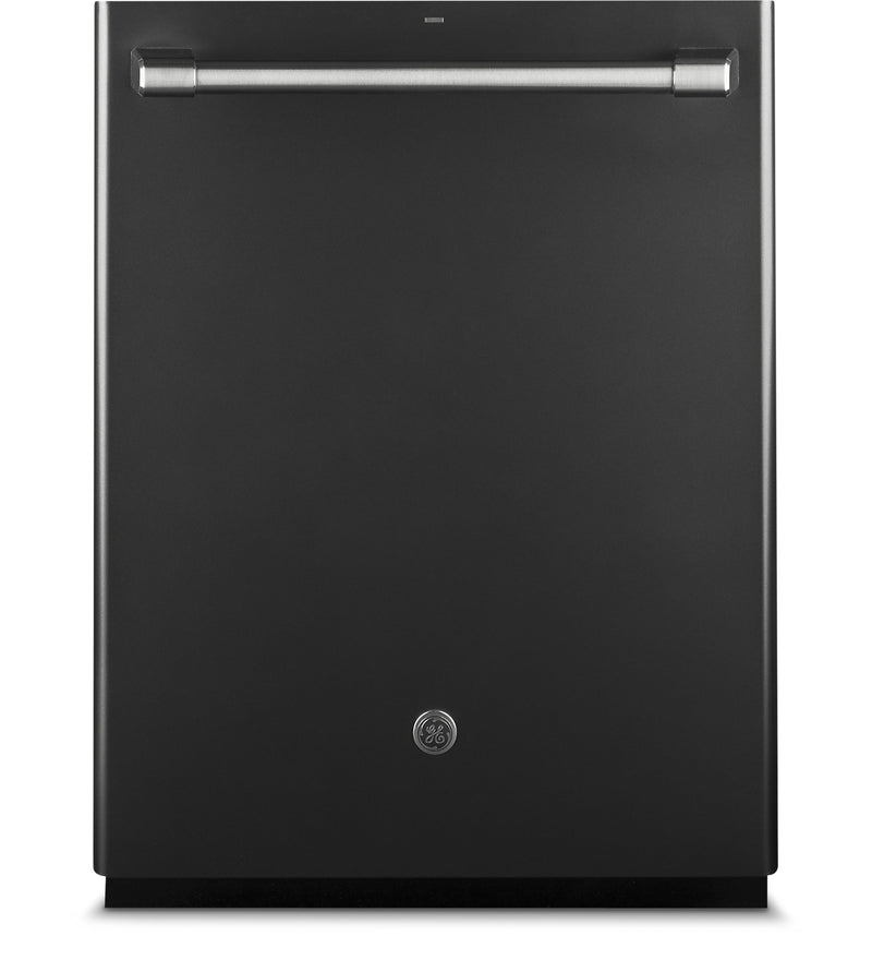 GE Café Built-in Tall-Tub Dishwasher with Hidden Controls – CDT865SMJDS|Lave-vaisselle encastré GE CaféMC à cuve haute avec commandes dissimulées - CDT865SMJDS